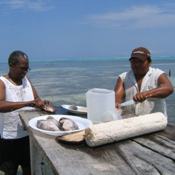 Fishing in Xcalak