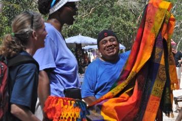 Bargaining Chichén Itzá